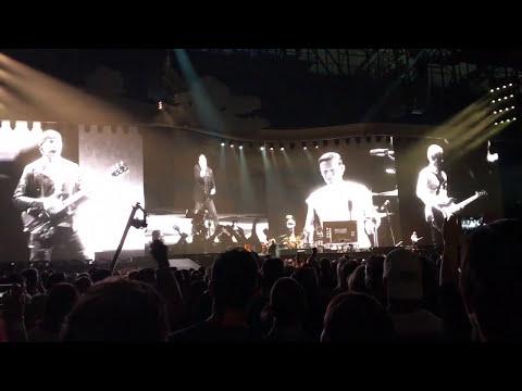 U2 in Detroit - Elevation and Vertigo