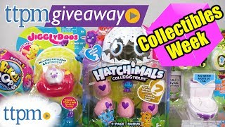 Win Collectible Toys on #TTPMLIVE This Week!
