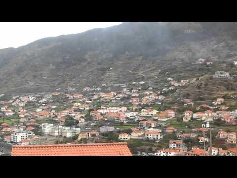 Paisajes y naturaleza de la isla de Madeira, Portugal 2014