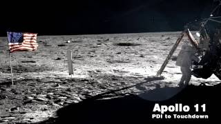 ORBITER 2010 Movie - Apollo 11 - PDI to Touchdown