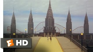 The Wiz (3/8) Movie CLIP - Ease on Down the Road (1978) HD
