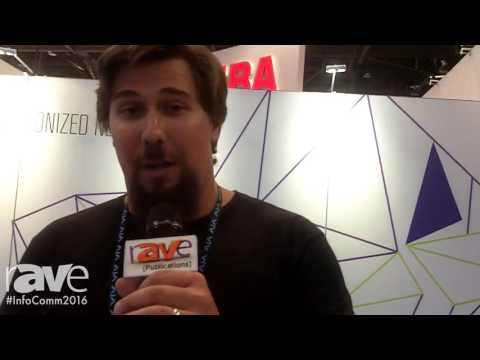 InfoComm 2016: AJA Video Systems Features KONA IP