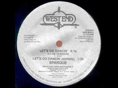 Sparque - Let's Go Dancin'