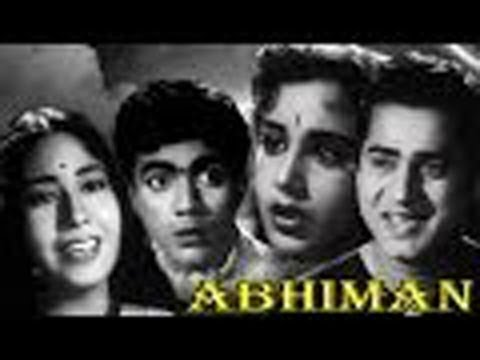 Abhimaan Full Hindi Movie 1957 - Mahmood | Chand Usmani | Ameeta...
