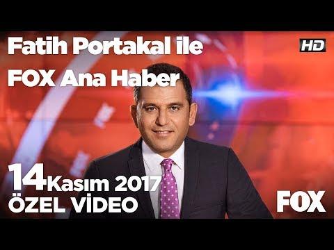 Kılıçdaroğlu: Lafta Atatürk sevgisi olmaz!  14 Kasım 2017 Fatih Portakal ile FOX Ana Haber