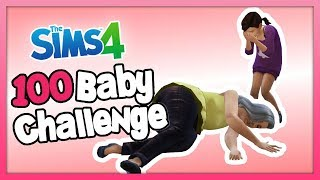 TODAY IS A SAD DAY! RIP MIRACLE! - The Sims 4: 100 Baby Challenge - Part 70