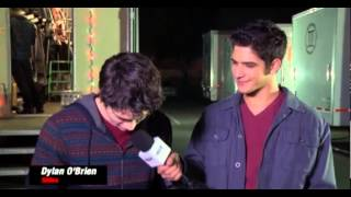 Teen Wolf cast - best wardrobe fashion