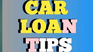 Hindi | Car Loan Tips