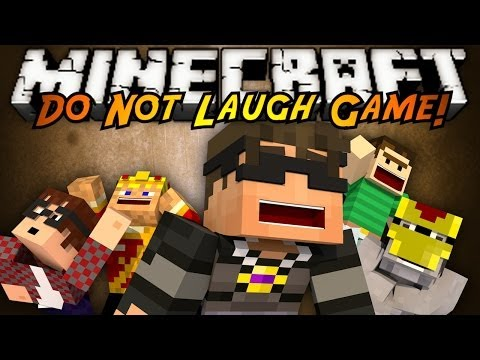 Minecraft Mini-Game : DO NOT LAUGH 5!