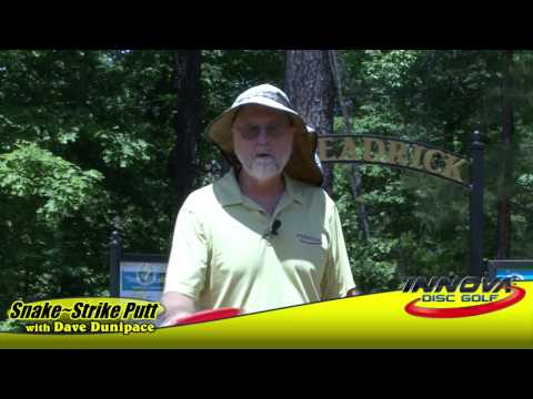 Dave's Tips | Snake Strike Putt