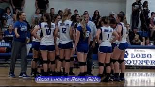 Snowflake Varsity Volleyball Vs Blue Ridge Yellow Jackets 2017