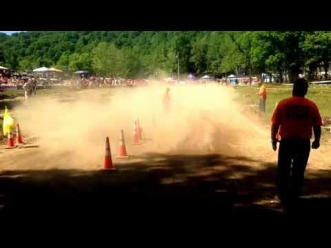 2014 white knuckle drag races brimstone honda 400 450 R