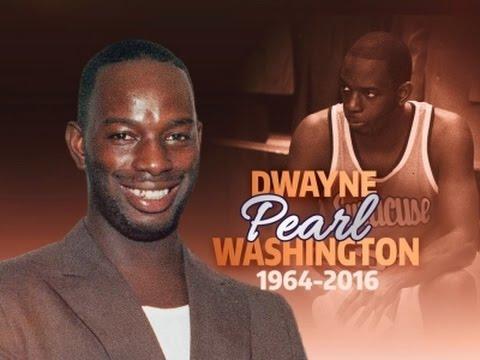 Syracuse's Boeheim On Dwayne 'Pearl' Washington