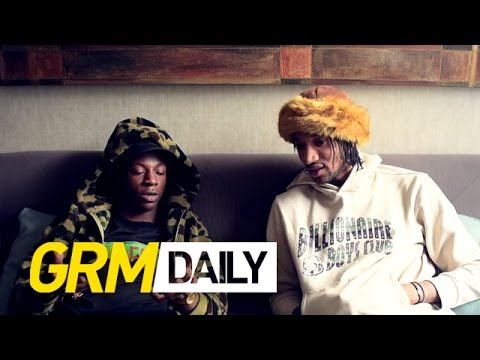 Poet & Joey Bada$$ talk dancing with Kiesza, Caribbean roots & new generation [GRM Daily]