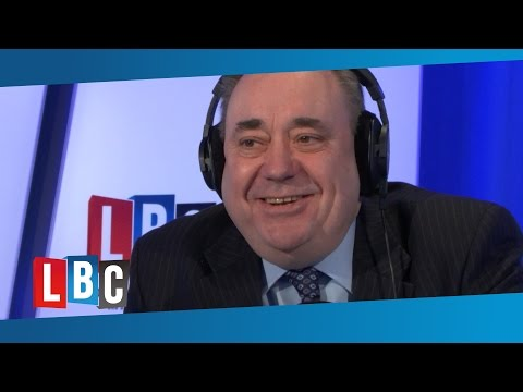 The Alex Salmond Phone-In: 2nd March 2016