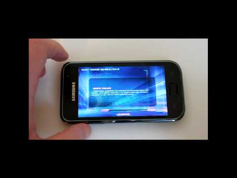 The Bell Canada Samsung Galaxy S Vibrant Complete Review