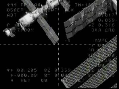 Poisk koppeling ISS 12-11- 2009