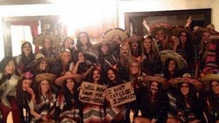 Sorority's Racist Mexican-Themed Party