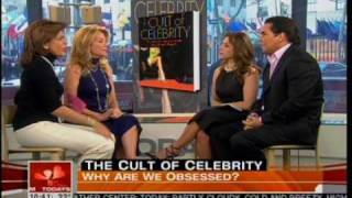 Cooper Lawrence and Billy Hufsey on The Today Show 1.12.09