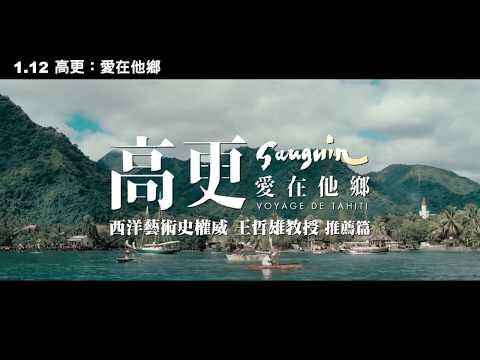 《高更:愛在他鄉》名人推薦-王哲雄教授