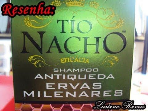Tío Nacho Shampoo Fotalecedor Ervas Milenares - By Luciana Ramos Blog Menina Flor