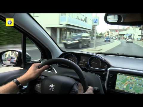 Peugeot 2008 1.6 e-HDI - Test de voiture
