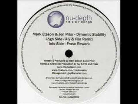 Mark Eteson & Jon Prior-Dynamic Stability (Aly & Fila Remix) Video