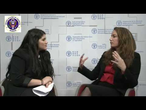 UN Youth Observer Interviews FAO's Lauren Flejzor