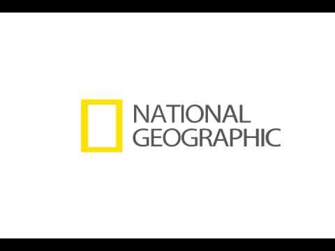 National Geographic Channel Logo 3d National Geographic Logo