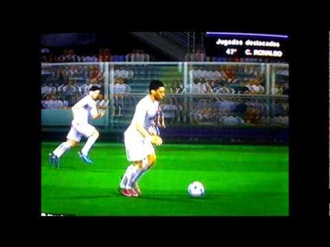 PES 2012 Wii - Partido Online #2 (Matii vs. Salo)
