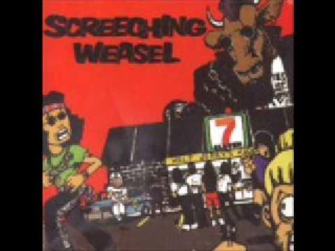 Screeching Weasel - Fred Is Dead