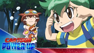 Episode 15 - Beyblade Metal Fusion|FULL EPISODE|CARTOON POWER UP