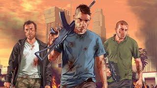 Grand Theft Auto V  PS3PS4 Comparison Trailer