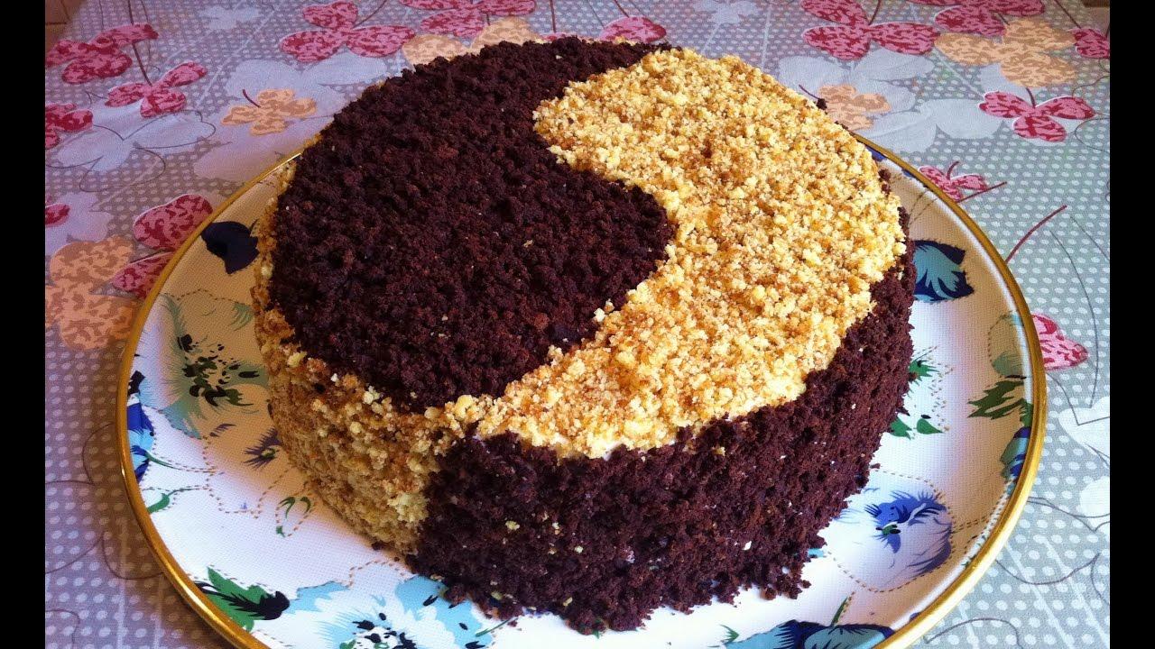 Сметанный торт вкусный рецепт с пошагово