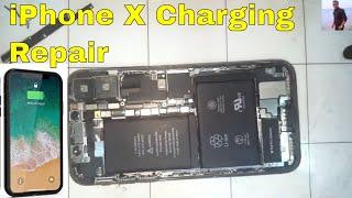 iPhone X Charging Problem Fix Repair