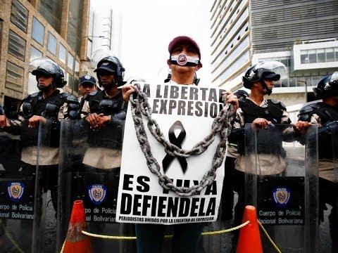 Venezuela Protests Turn Bloody, Multiple Dead