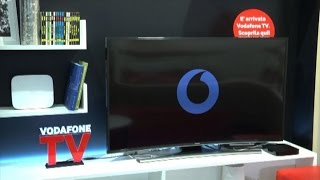 Vodafone Tv: tutto il meglio dell'intrattenimento