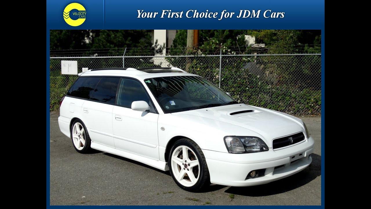 1999 Subaru Legacy Wagon Gt Awd Twin Turbo For Sale In
