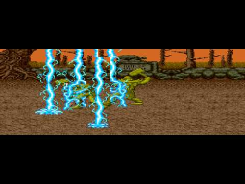 Golden Axe - Golden Axe (GEN) - User video