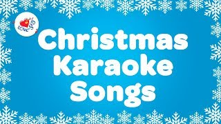 Christmas Songs Playlist Karaoke Instrumental Christmas Music 2018