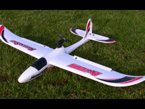 Beginner RC Airplane!
