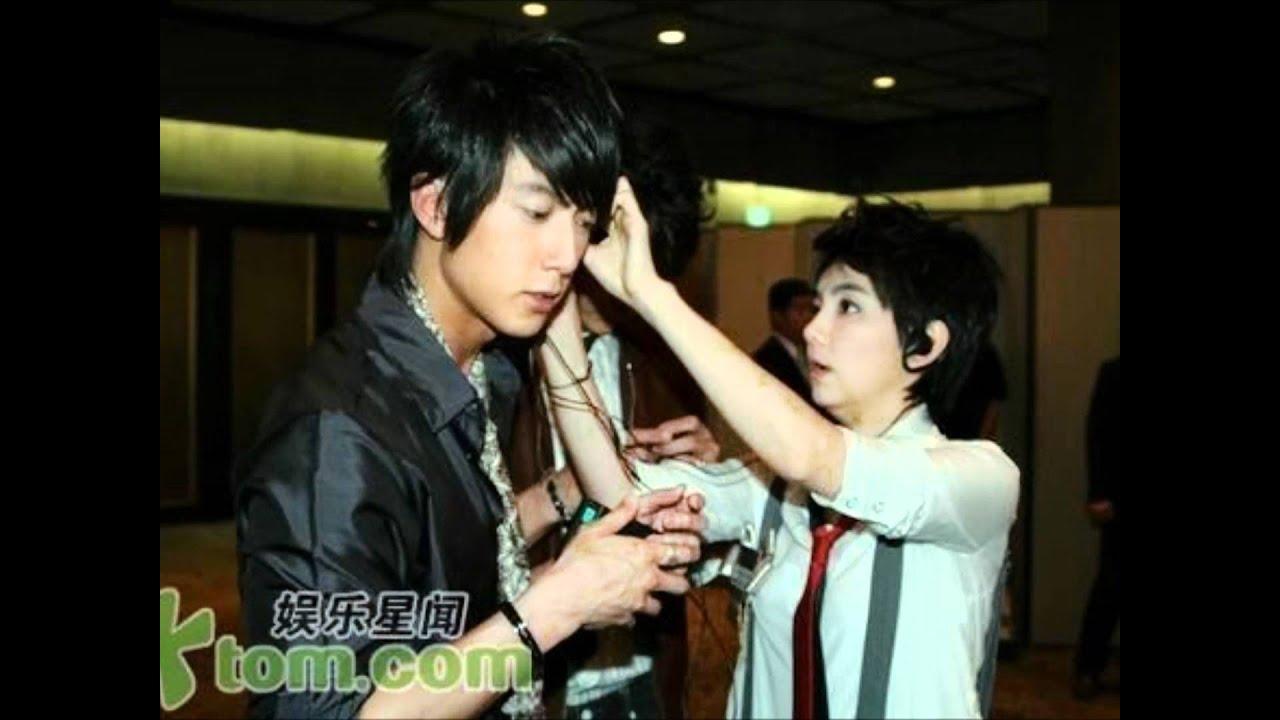 ella chen and wu zun dating