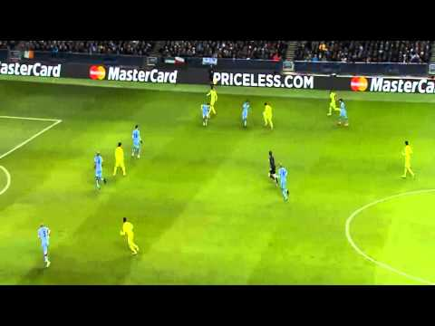 Ivan Rakitic AMAZING BACKHEEL SKILL TOUCH Manchester City vs Barcelona HD