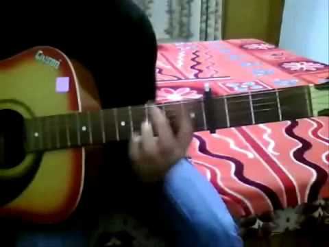 wo ajnabi ki talash (Umar Imtiaz) guitar chords