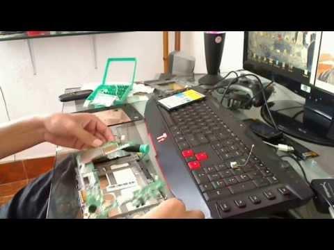 lenovo a1 ideapad reparar touch y mantenimiento