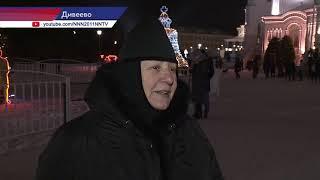 Православные верующие встретил Рождество в Нижегородской области