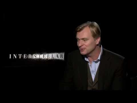 Interstellar: Christopher Nolan Exclusive Interview