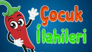 Çocuk İlahileri - Besmele ilahisi, Temizlik ilahisi ve Ramazan ilahisi (Islamic Kid Songs)