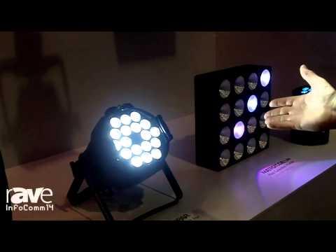 InfoComm 2014: American Pro Includes Matrix COB LEDs