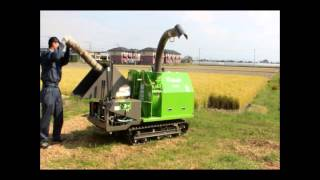 Ohashi Wood Chipper Sherdder GS282D